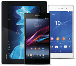 Unlock Sony Xperia online by IMEI - doctorSIM Ireland
