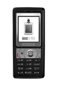 Unlock Alcatel OT C550