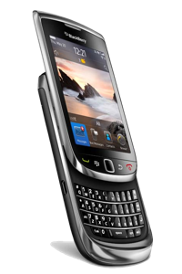 Unlock BlackBerry 9800 Torch