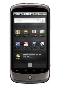 Desbloquear HTC Nexus One
