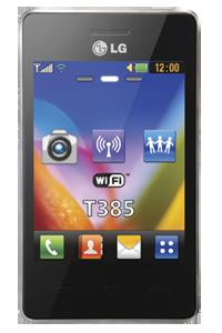 Desbloquear LG T385 WiFi