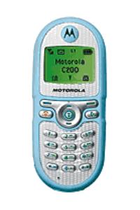 Unlock Motorola C200