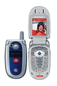 Unlock Motorola V550