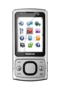 Unlock Nokia 6700 slide