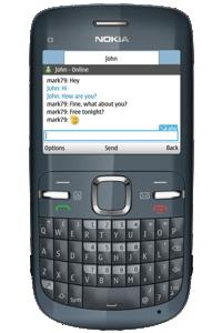 Liberar Nokia C3
