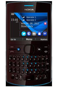 Unlock Nokia Asha 205