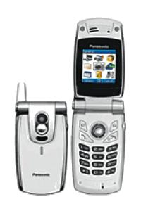 Unlock Panasonic X400