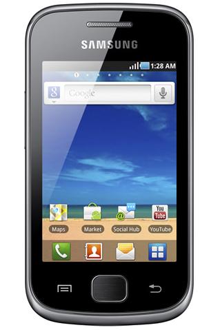 Desbloquear Samsung S5660 Galaxy GIO