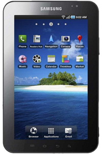 Desbloquear Samsung P1000 Galaxy Tab