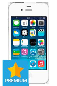 Desbloquear iPhone 4S Premium