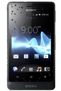 Unlock Sony Xperia go